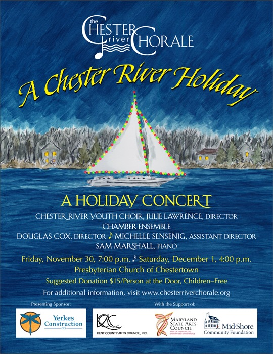 Holiday Concert 2018 Poster