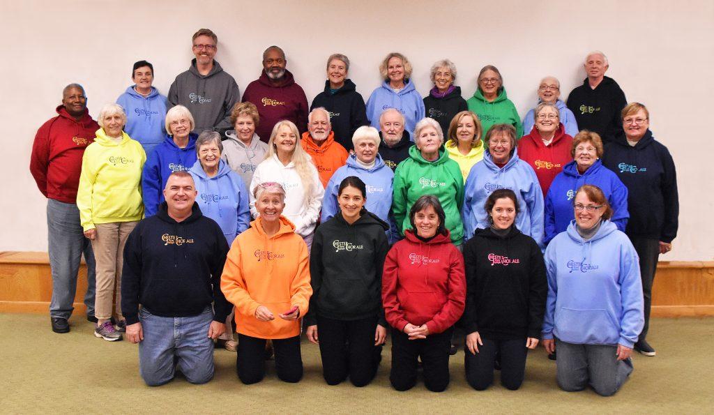 Sweatshirt group PHOTO