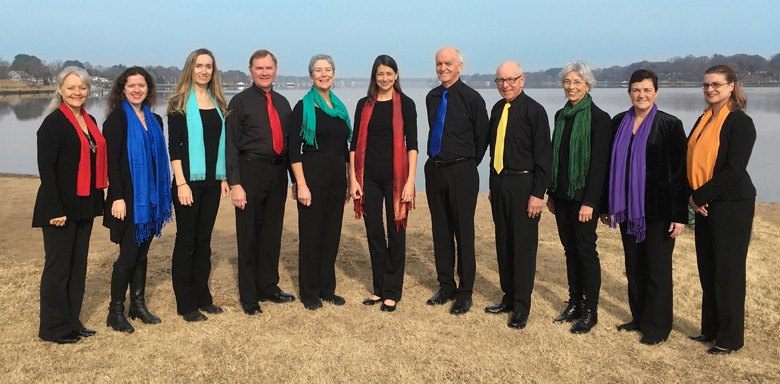 River Voices group for website