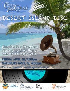 2019 Spring Desert Island Disc FINAL 540px